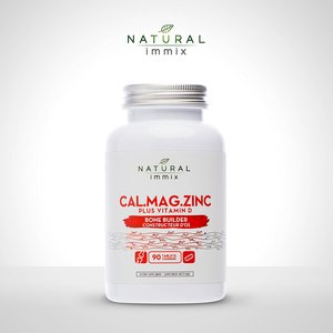Natural immix - Cal.Mag.Zinc Plus Vitamin D
