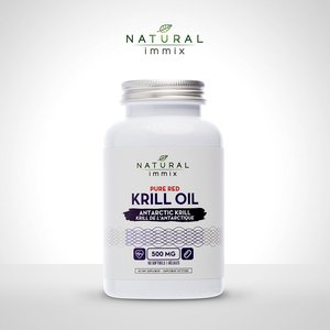Natural immix - Pure Red Krill Oil