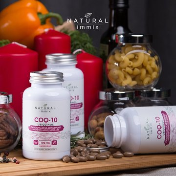 Natural immix - CoQ10 Ubiquinol